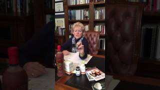 Enzymes, Probiotics, and Ningxia Red by Young Living's Royal Crown Diamond Marcella Vonn Harting PhD