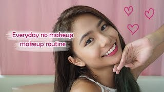 Everyday Natural Makeup Routine 我的日常妆容 (ENG & CHINESE SUB)
