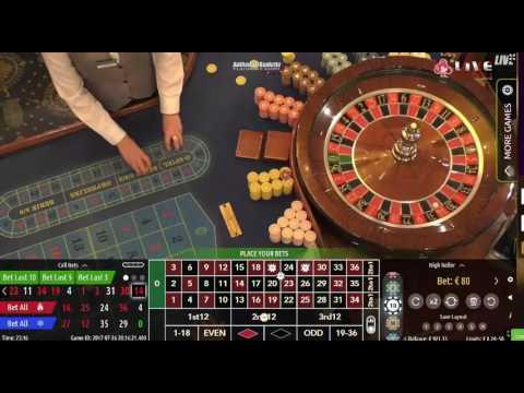 Authentic Roulette Platinum Casino Bucharest (Roumania)