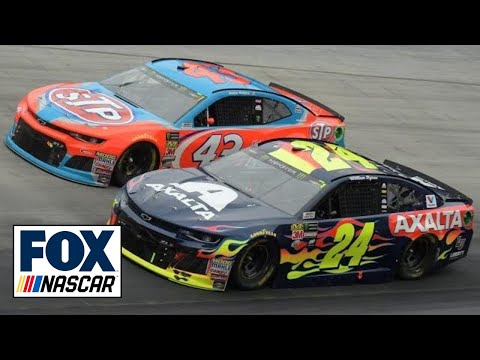 Bubba Wallace and William Byron on their very different rookie seasons | NASCAR RACE HUB