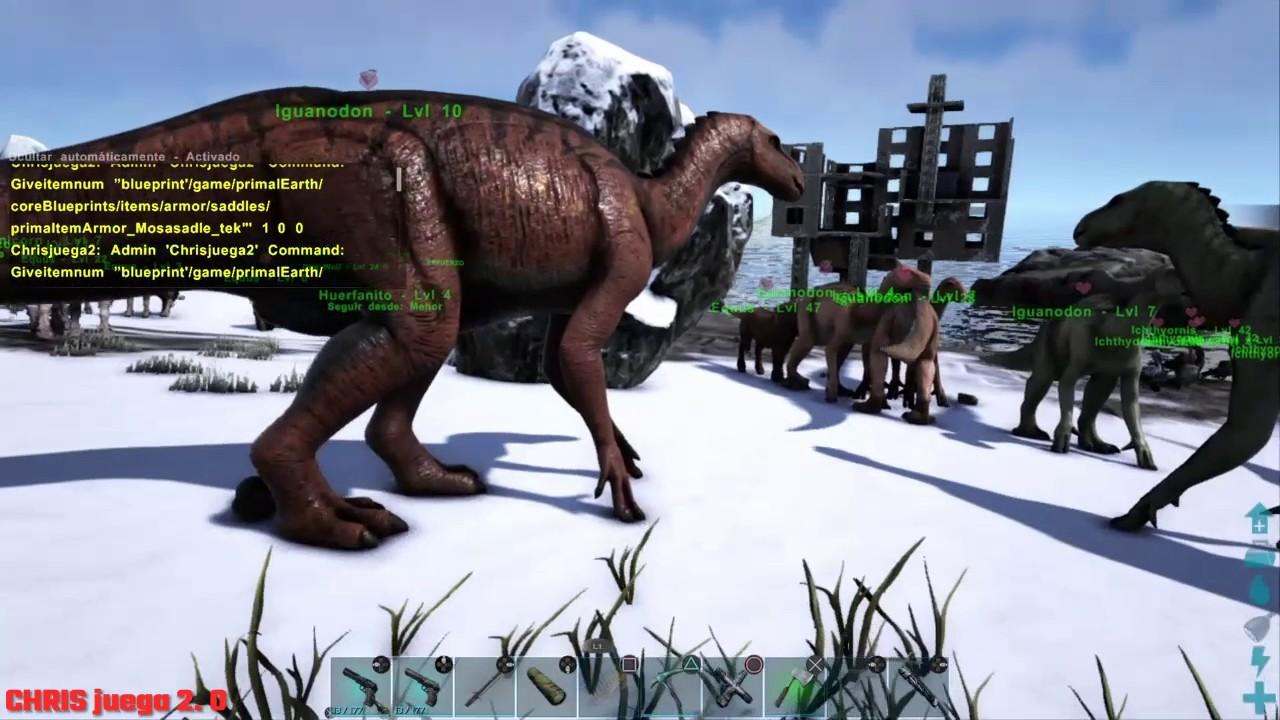 Ark ps4 comandos para los nuevos animales nuevo menu ark ps4 comandos para los nuevos animales nuevo menu actualizacion malvernweather Image collections