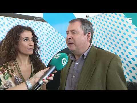 A presentación do número cero de Nós Diario, na TVG