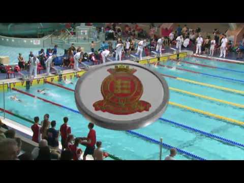 Lancashire County Swimming Championships 2017 Session 8