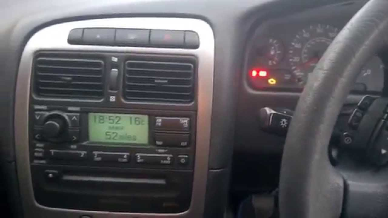 2007 Toyota Corolla For Sale >> 2002 TOYOTA AVENSIS GS VVT-I SILVER - YouTube