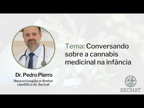 """""""Conversando sobre Cannabis Medicinal na infância"""" - Com Dr. Pedro Pierro"""