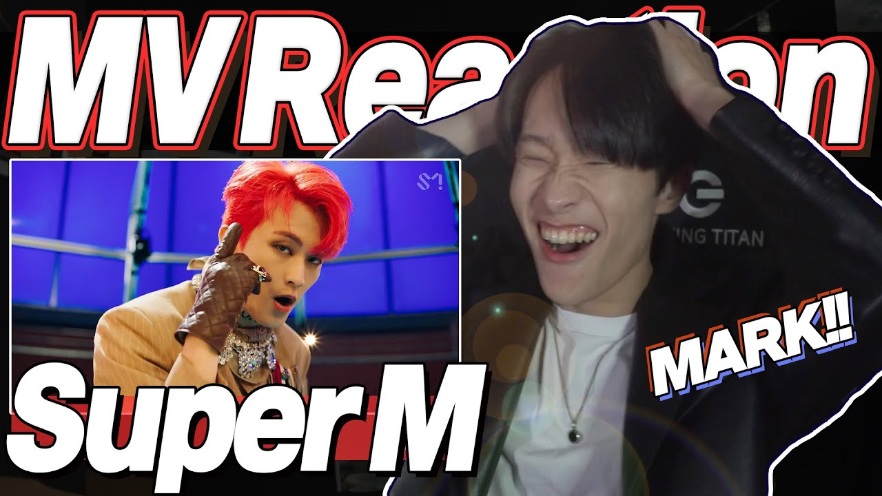 eng) Super M 'One (Monster & Infinity)' | 슈퍼엠 원 뮤직비디오 리액션 | Korean Fanboy Moments | J2N VLog