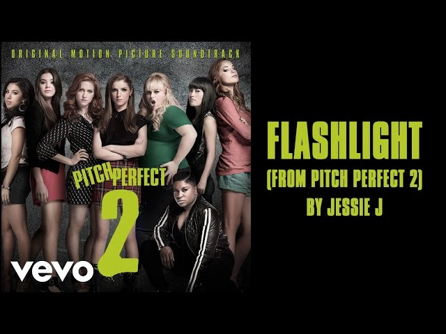 Jessie J - Flashlight (from Pitch Perfect 2) (Lyric Video)