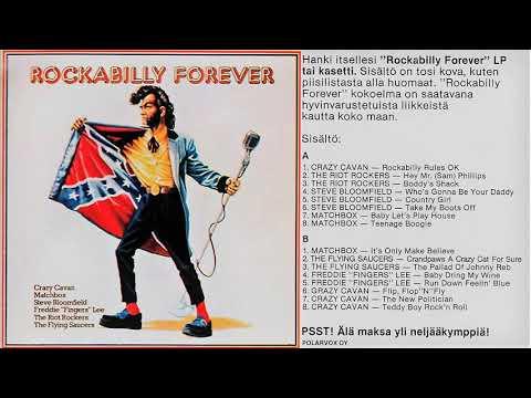 Rockabilly Forever (Full album) | Polarvox Oy – LJLP 1002 | 1980