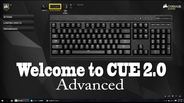 Corsair Utility Engine 2: Advanced effects and custom profiles