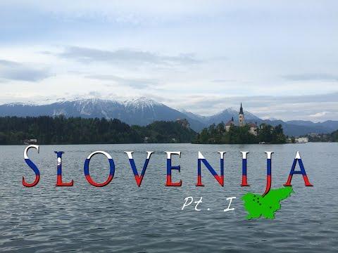 11 - Backpacking Slovenia: Pt I