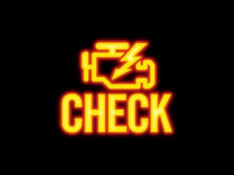 Загорелся check engine Ошибка Часть 1