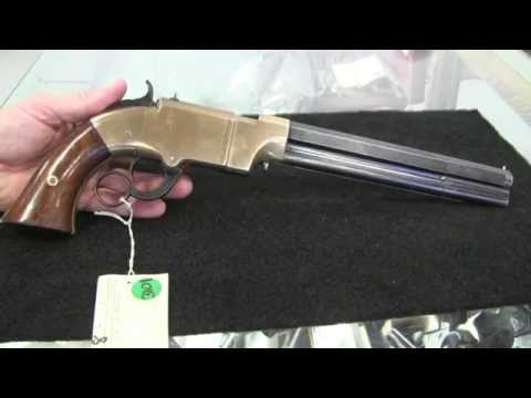 Volcanic Repeating Pistol