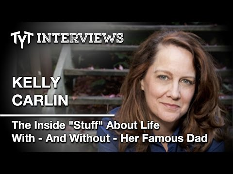 "Kelly Carlin On ""Growing Up With George"" (Interview w/ Jimmy Dore)"