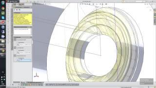 Уроки SolidWorks: 5. Создание конфигураций деталей и сборки, чертежи (kb.menzulov.ru)(В уроке показаны способы работы с конфигурациями деталей и сборок, методы подготовки чертежей исполнений..., 2014-06-08T21:40:50.000Z)