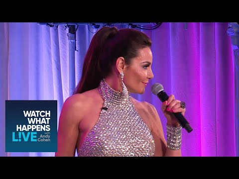 Katie Sommers - WATCH: Countess Luann Performs 'Feelin' Jovani' During WWGL