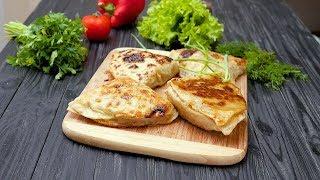 Китайские лепешки с мясом - Рецепты от Со Вкусом