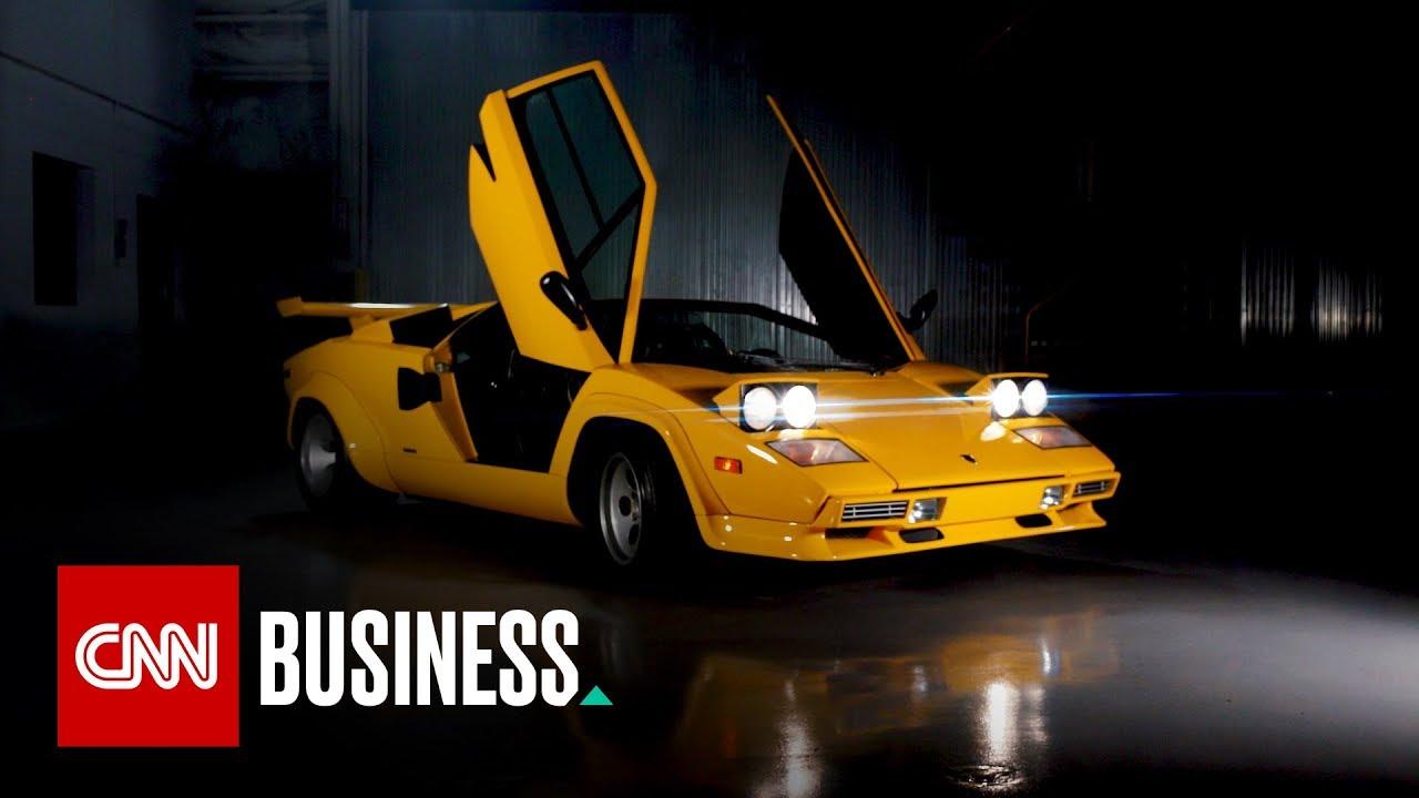 How this Lamborghini became the ultimate 80s dream car