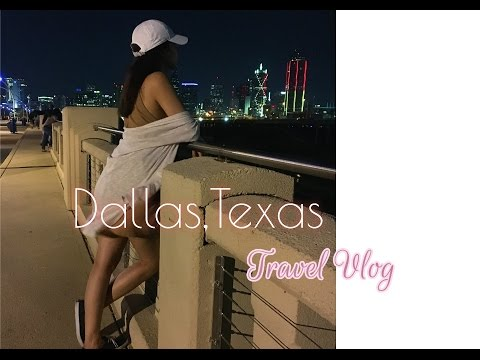 Dallas Texas Travel Vlog