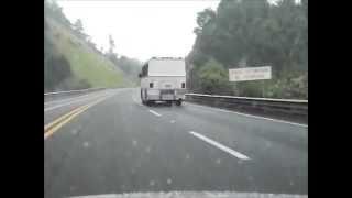 Autopista mexico tuxpan km. 129 de subida