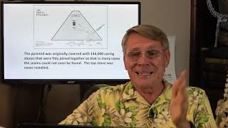 """Kent Hovind's Response to """"Were the Pyramids Built Before the Flood?"""""""