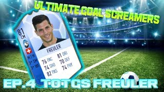 FIFA 18 Ultimate Goal Screamers - Ep.4  Freuler TOTGS