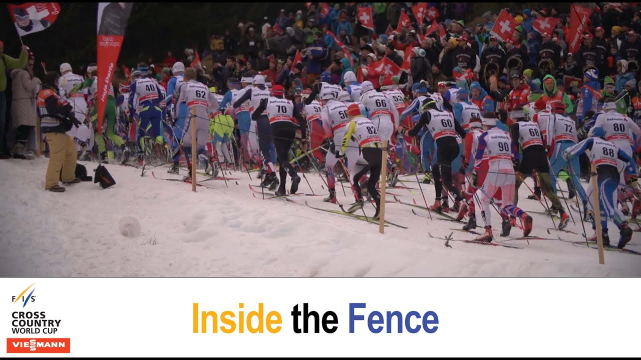 It's tour time! - fis cross country - inside the fence