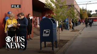 Pennsylvania high court rules ballots with mismatched signatures can't be rejected