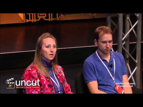 IdeaFestival 2015 - Entrepreneurial Space Panel