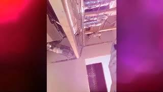 видео Узоры на потолке из гипсокартона: красиво и эстетично