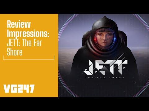 JETT: The Far Shore - Review impressions   PS5