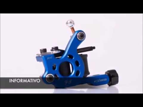 Introducao e Regulagem de Fabrica Maquina Paulo Fernando Nano Dial Alumínio