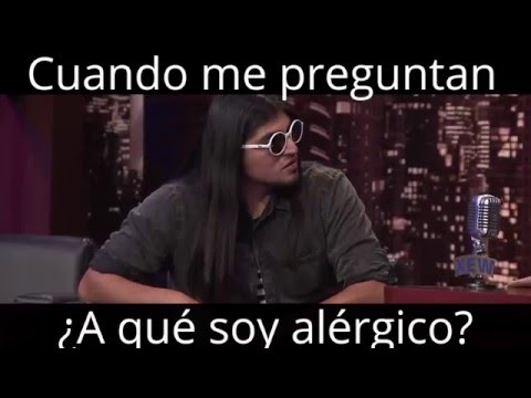 ¿A qué soy alérgico? | Carlos Ballarta  con René Franco
