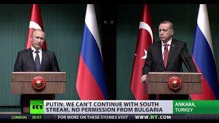 South Stream closed, Gazprom builds new Black Sea pipeline to Turkey