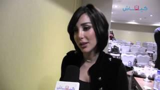 بالفيديو- بسمة بوسيل: لهذا السبب طلب مني تامر حسني اعتزال الغناء