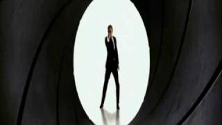 007 Daniel Craig Gunbarrel (For Your Eyes Only-Soundtrack)
