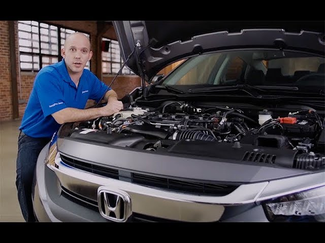 2018 Honda Civic Sedan Virtual Tour with Features Review