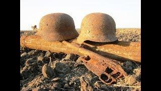 Фильм 45 Раскопки в полях Второй Мировой Войны/Film 45 Excavation in fields of World War II