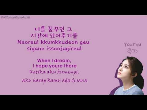 [HAN/ROM/ENG/IND][LYRIC] Younha (윤하) – I Believe (Cinderella & Four Knights OST Part 5)