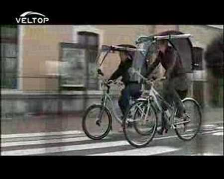veltop deutsche version schutz f r radfahrer youtube. Black Bedroom Furniture Sets. Home Design Ideas