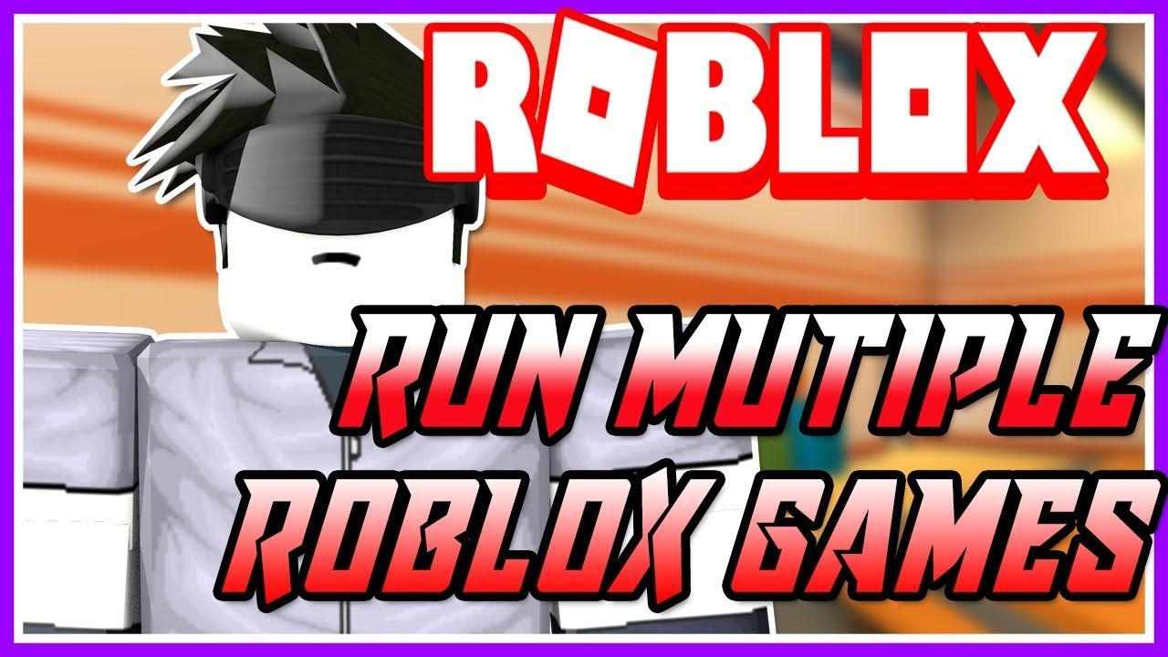 Roblox How To Play On Mutiple Roblox Accounts On One Pc Youtube