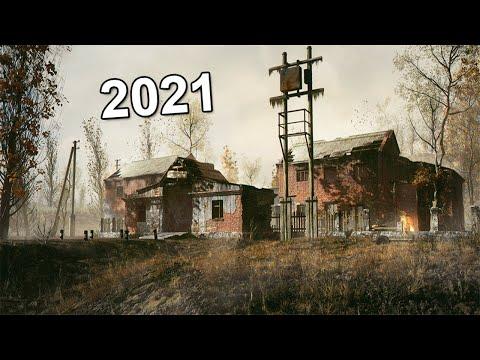 10 Новых Игр с Красивой Графикой 2021 Года