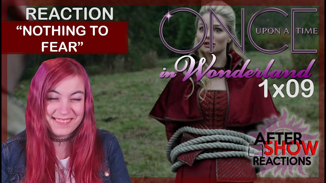 """Download Once Upon A Time In Wonderland 1x09 - """"Nothing To Fear"""" Reaction Part 1"""