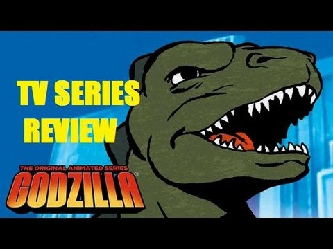 GODZILLA ( 1978 ) Animated Cartoon series TV Review