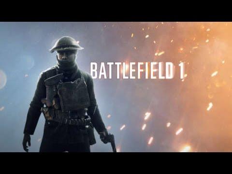 Battlefield 1 Beta - fine ill play sniper