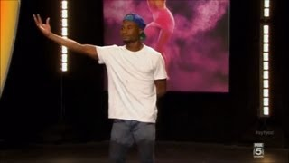 "Sytycd Dorian ""bluprint"" Hector - Dragon House (animation) Solos 