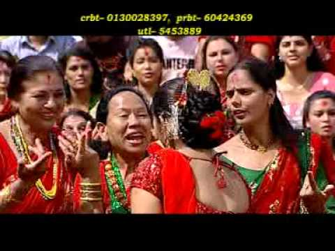 Herna Oye  Batuli YAsari Ho Nachne - Teej Geet 2012 -