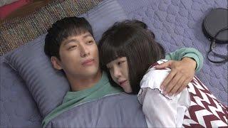 """남궁민, 민아와 달콤한 로맨스 """"잘 때까지 이러고 있어요"""" 《Beautiful Gong Shim》 미녀 공심이 EP18"""
