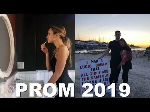 PROM 2019 GRWM