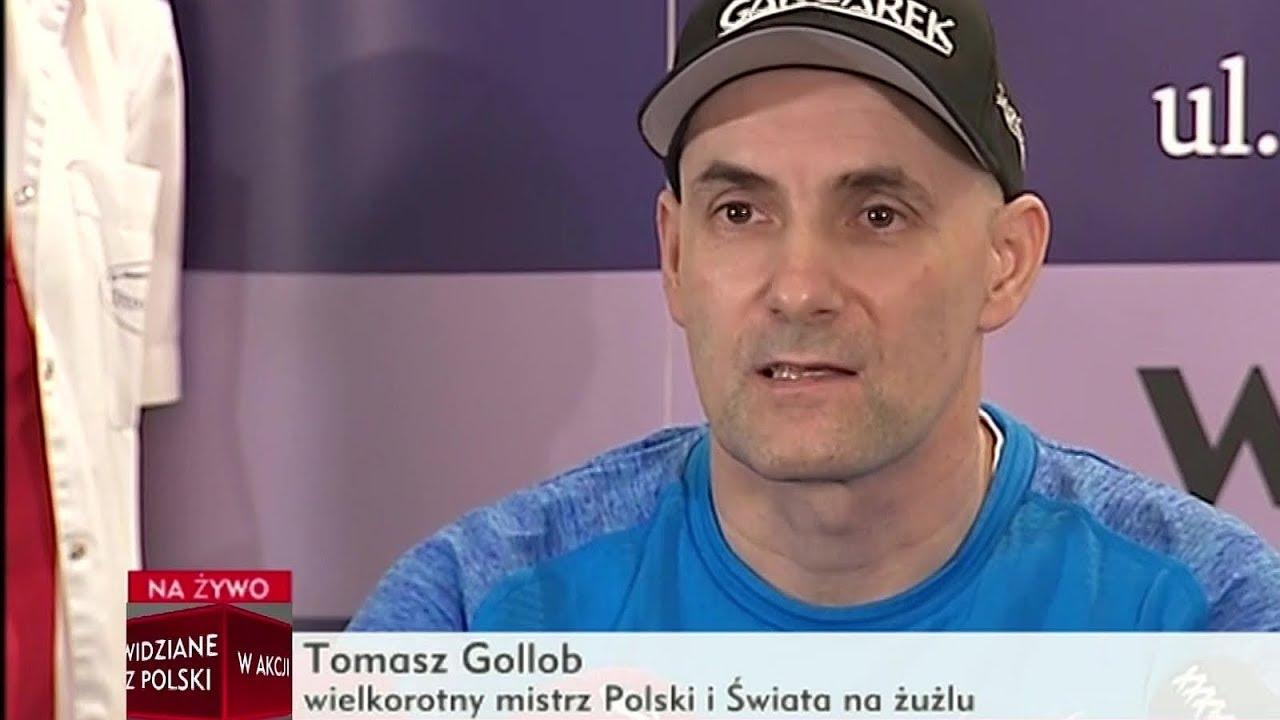 """Tomasz Gollob 7 miesięcy po wypadku. """"Jest bardzo ciężko"""""""
