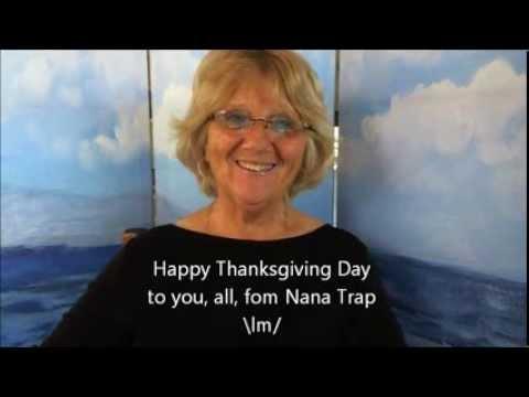 Little Pilgrim, Thanksgiving Song..